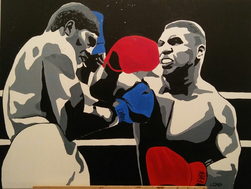 Mike Tyson by LIONEL.COHEN